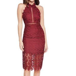 Bardot cocktail dress